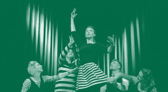 Edinburgh Fringe Maydays DarkGreen White 2048x1024